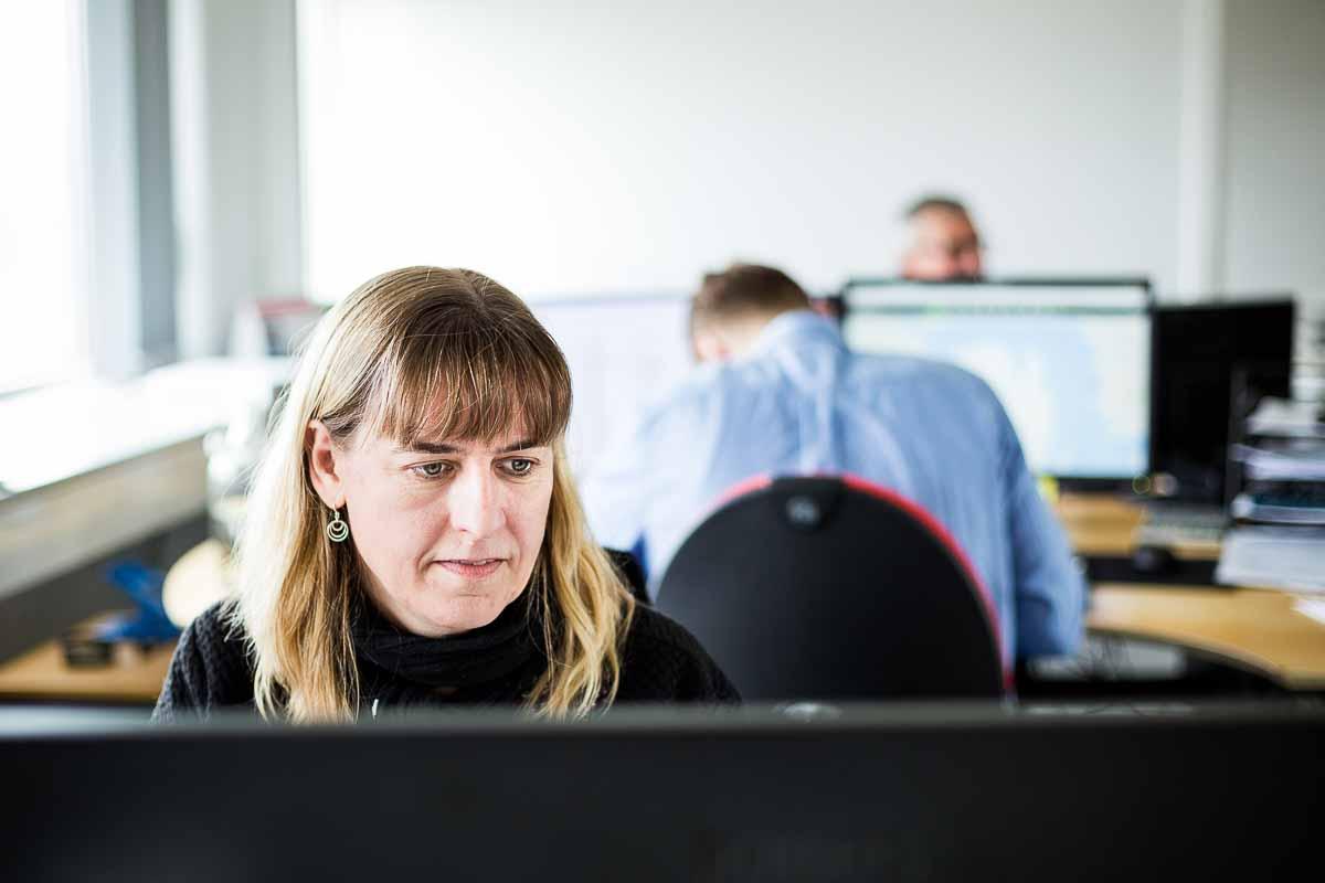 Portrætfoto til Business i Silkeborg