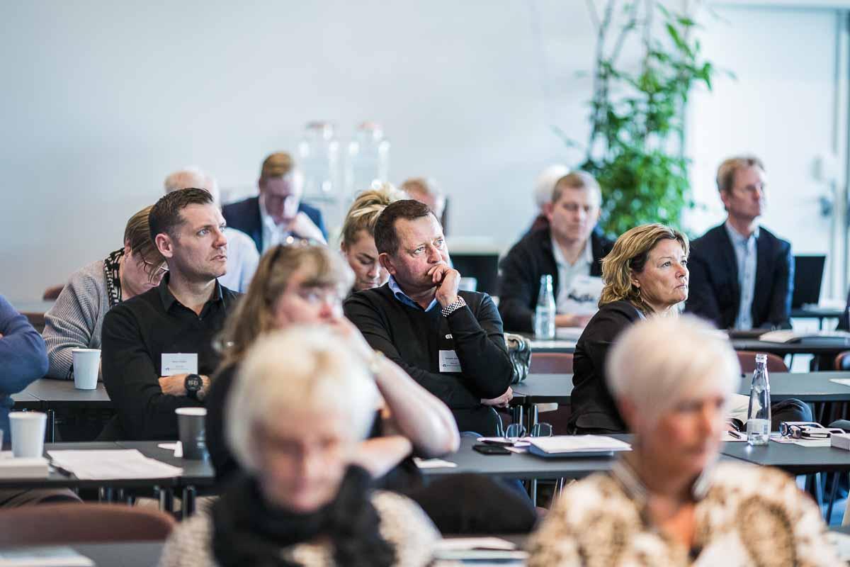 Eventfotograf fra Silkeborg, reference fra Region Midtjyllands innovationsdag