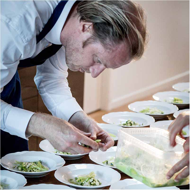 kok til fest Silkeborg