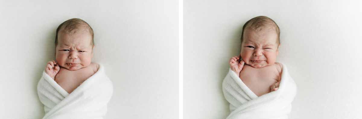 et portræt studie med speciale i nyfødt fotografering, babyfotografering