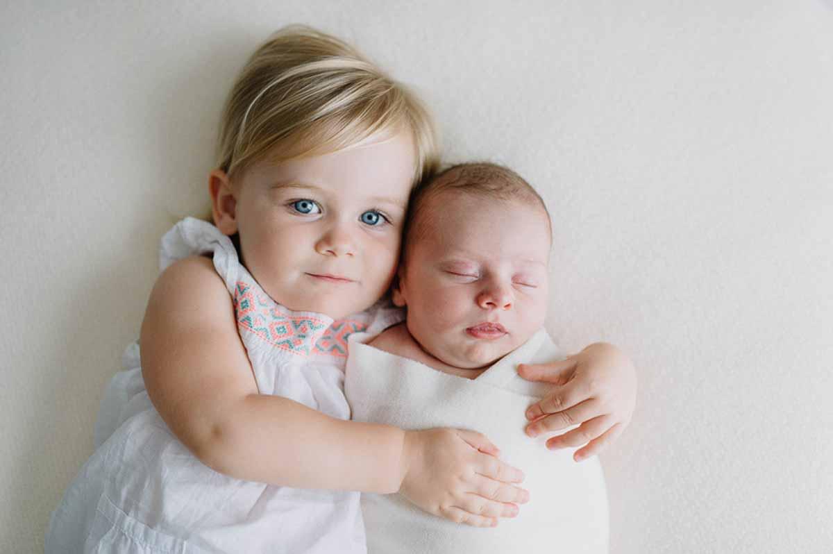 Få taget stemningsfulde billeder af din baby.