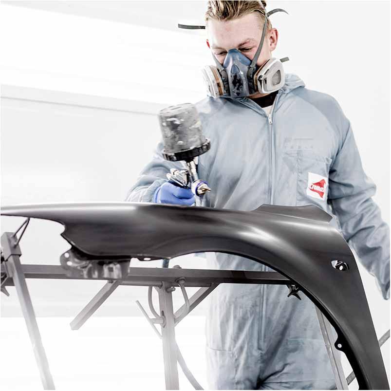 spraymaler erhvervsfoto Silkeborg