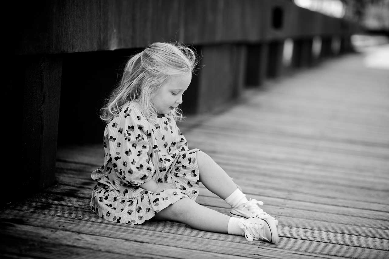 5 tips til at tage flotte børneportrætter
